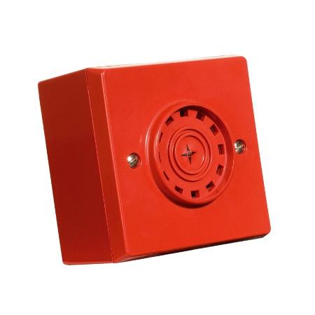 Sygnalizator akustyczny Askari Compact do systemów detekcji gazów