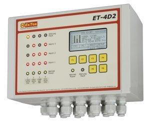 Centrala pomiarowa ET-4D ExTox 4…20mA