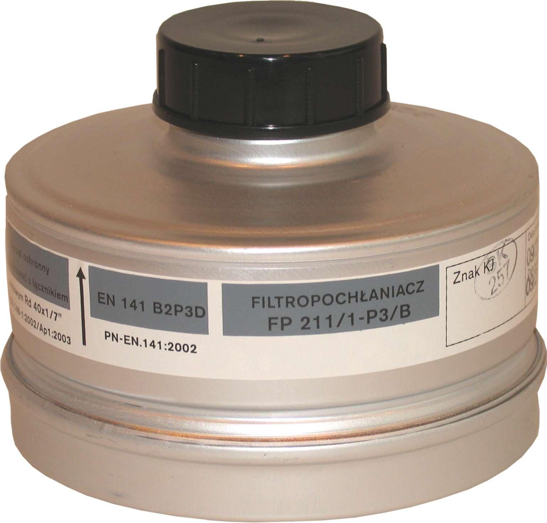 Filtropochłaniacz FP 211/1-P3/B