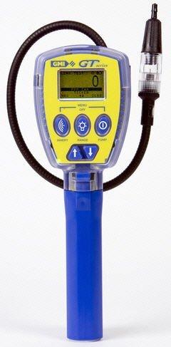 Urządzenia pomiaru gazów GT 40