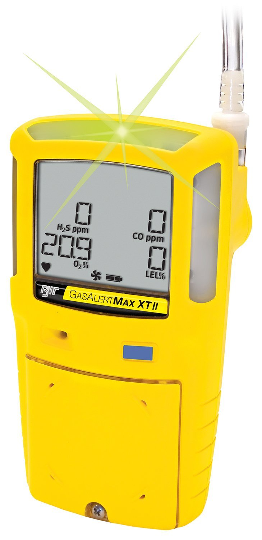Detektor wielogazowy GasAlertMax XT II