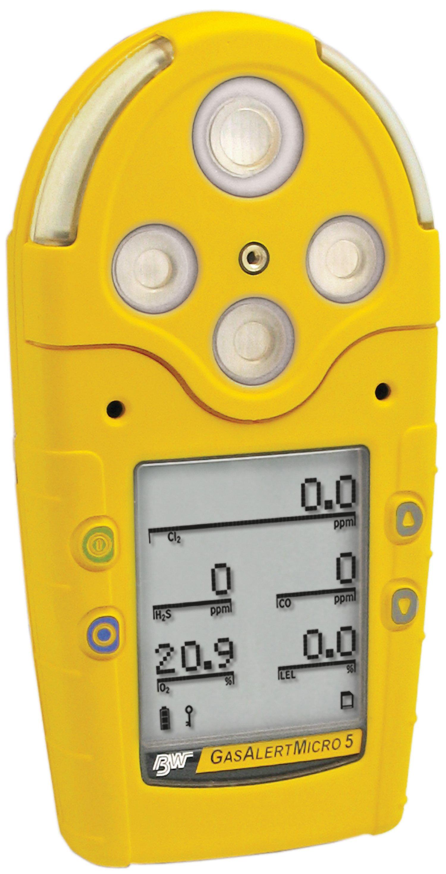 Akcesoria do detektora wielogazowego GasAlertMicro 5