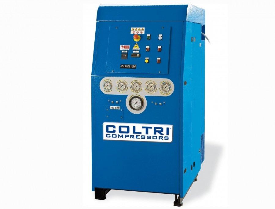 Kompresor powietrza oddechowego MCH 22/30/36 Silent