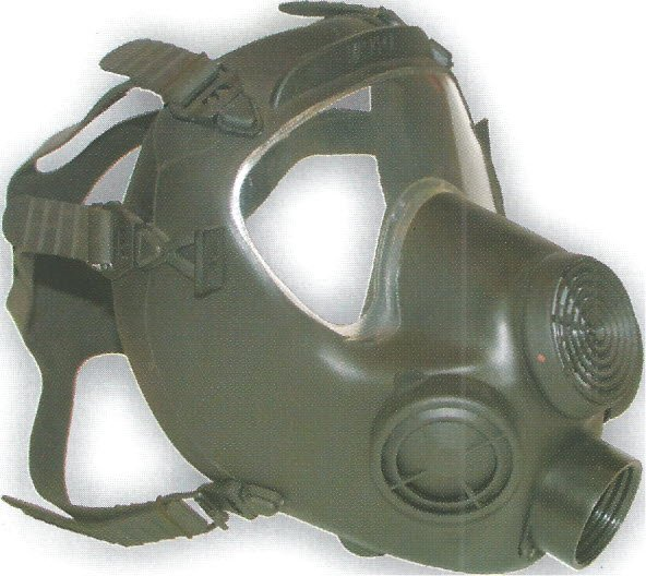 Maska pełnotwarzowa MT 213/2