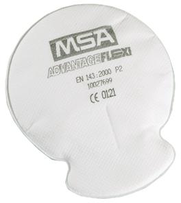 Advantage® – przeciwpyłowe filtry Flexi P2 i P3