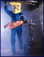 Ucieczkowy aparat oddechowy FENZY BIO-S-CAPE