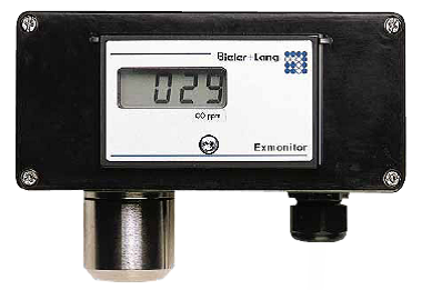 Detektory Bieler-Lang serii ExMonitor / Ex Atex 4…20 mA