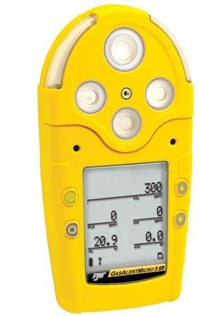 Detektor wielogazowy GasAlertMicro 5 IR (PID)