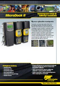 MicrDock II frame