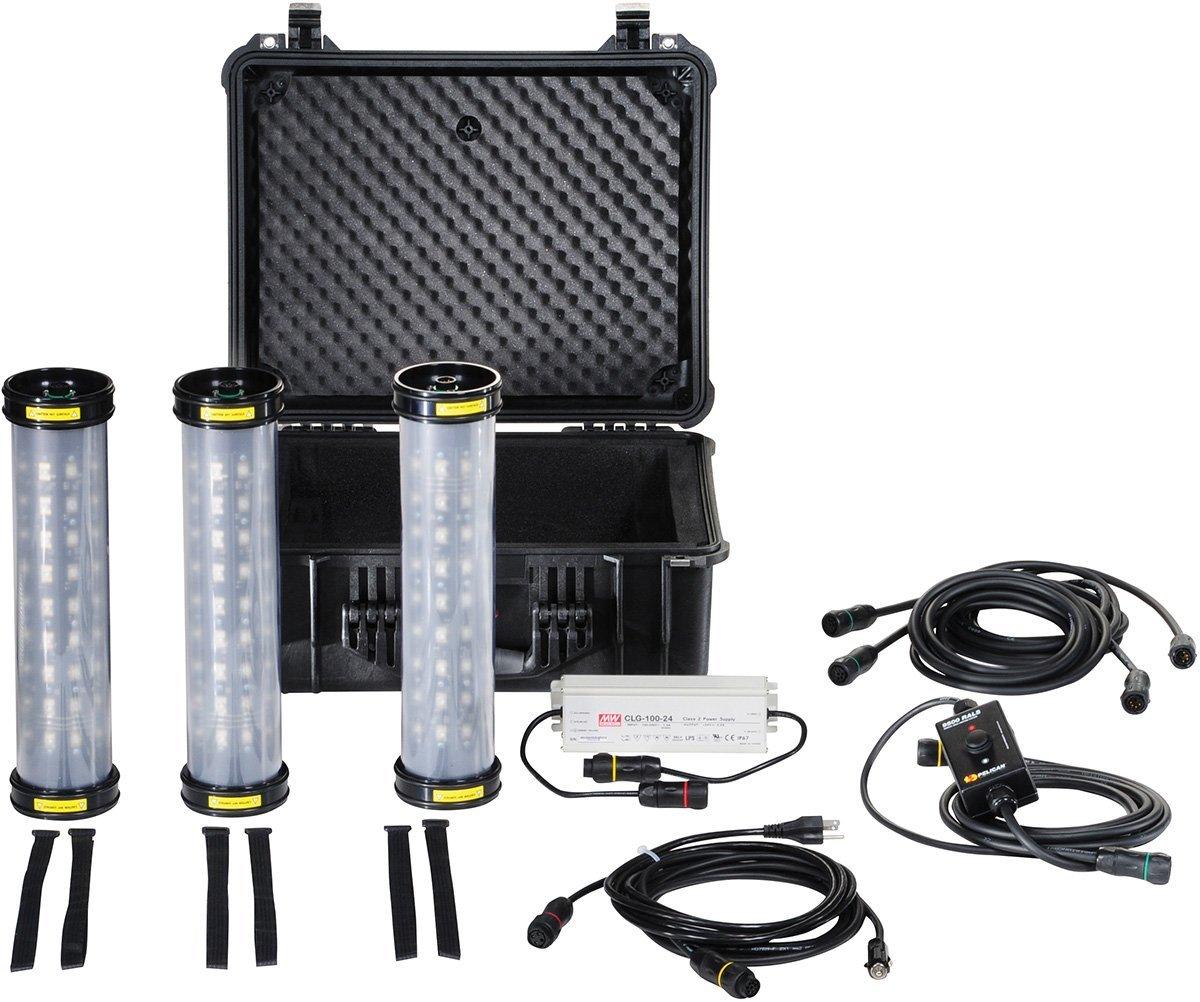 Najaśnica Peli 9500 RALS zestaw oświetleniowy do namiotu