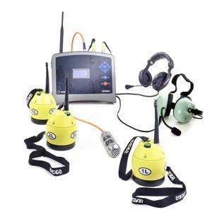Bezprzewodowy system poszukiwawczo-ratunkowy Audio Resq
