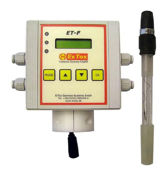 PH-IS Ex-Tox pomiar Ph w wodzie
