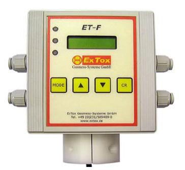 NH3-20-IS Ex-Tox pomiar amoniaku rozpuszczonego w wodzie