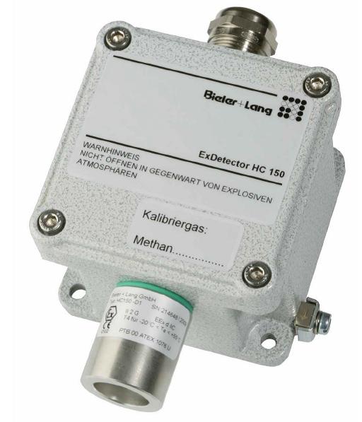 Detektory ExDetector Bieler-Lang serii HC, SC, IR