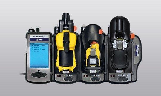 AutoRAE 2 system do testowania i kalibracji detektorów gazów