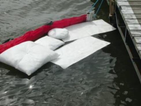 Poduszka sorbentowa