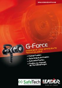 Katalog G-Force frame