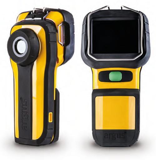 Kamera termowizyjna    Mi-TIC EL