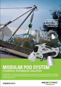 systemy POD frame