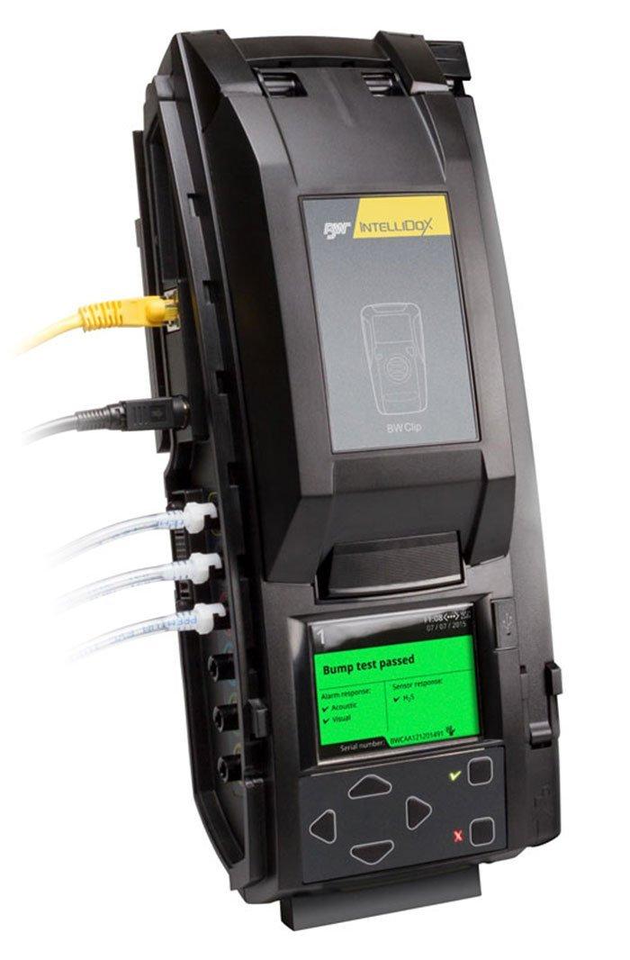 IntelliDoX stacja do testowania i kalibracji detektorów gazów