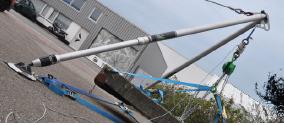 Trójnogi – Modułowy System Do Budowania Podstaw RESQTEC