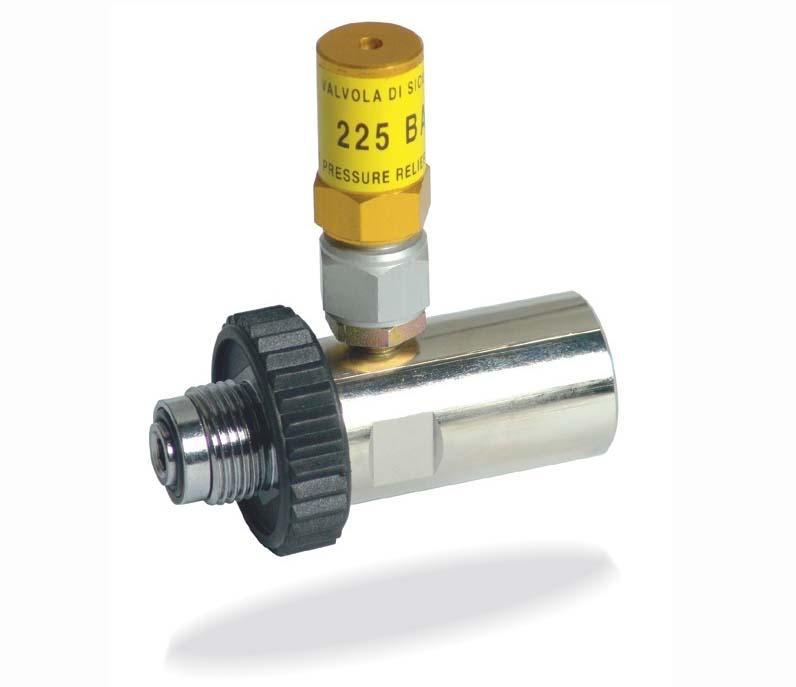 Reduktor ciśnienia do kompresora powietrza